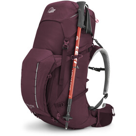 Lowe Alpine Cholatse ND50:55 Backpack Women fig